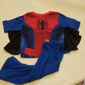 Boys Spider-Man pajamas